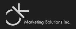 CK Marketing Solutions Inc