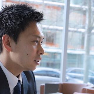 Kiyukai Interviewer Go Sasaki