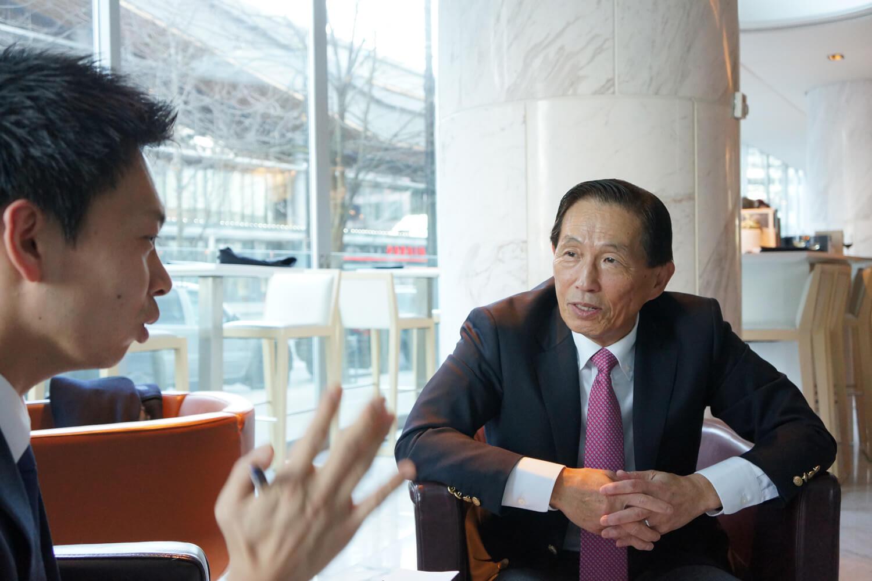 Kiyukai Interview Bill Bessho