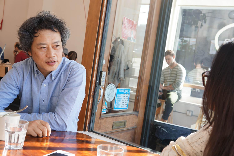 Kiyukai Interview Yujiro Nakajima