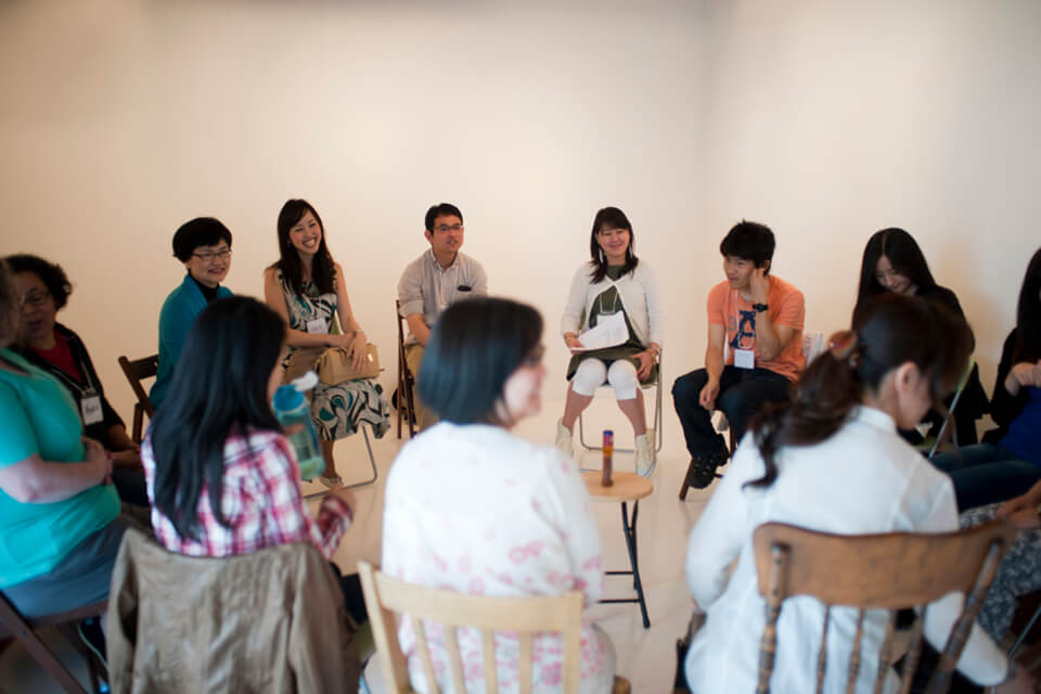 Kiyukai Member My Roundtable Meetup