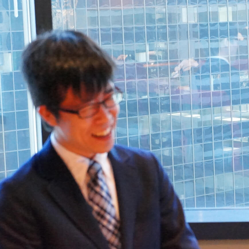 Kiyukai Interviewer Shiro Tokugawa