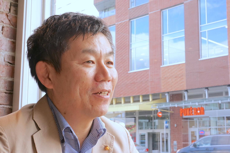 Kiyukai Interviewer Mika Shimomura